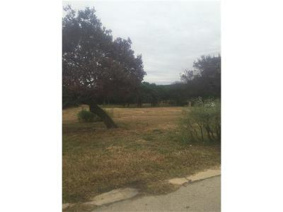 Williamson County Residential Lots & Land For Sale: 609 Marquesa Trl