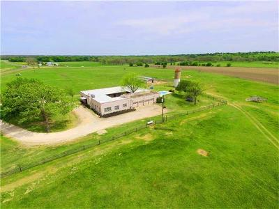 Georgetown Farm For Sale: 13300 E State Highway 29