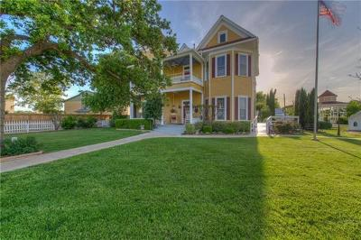 Single Family Home For Sale: 1903 Jm Page St