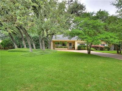 Travis County Single Family Home For Sale: 3102 Perry Ln