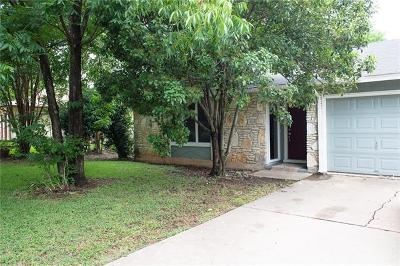 Austin Single Family Home For Sale: 9703 Woodshire Dr