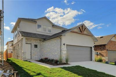 Cedar Park Single Family Home For Sale: 900 Old Mill Rd #10