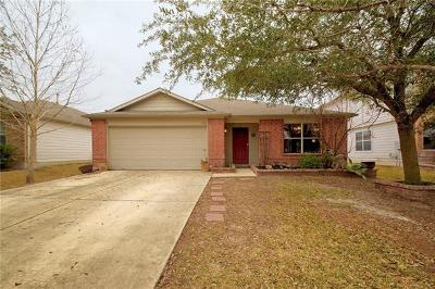 Hays County Single Family Home For Sale: 532 Hometown Parkway