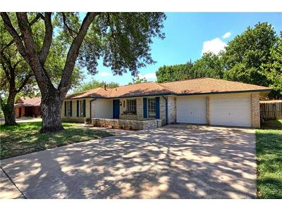 Travis County Single Family Home For Sale: 1314 Neans Dr