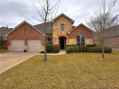 Pflugerville Single Family Home Pending - Taking Backups: 20904 Havant Way