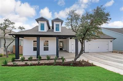 Dripping Springs Single Family Home For Sale: 534 Hazy Hills Loop