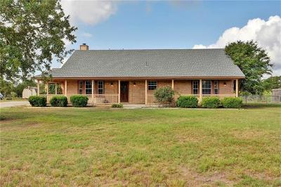 Cedar Creek TX Single Family Home For Sale: $299,500
