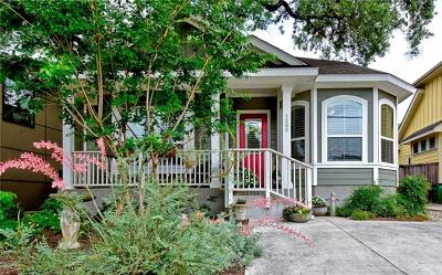Single Family Home For Sale: 1202 Cotton St