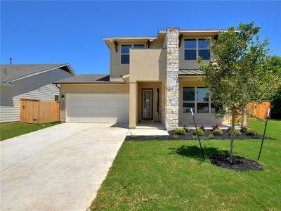 Austin Single Family Home For Sale: 8306 Turnberry Dr