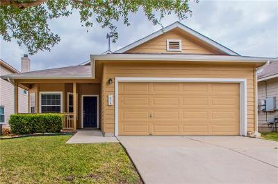 Austin Single Family Home For Sale: 2016 Charlotte Estates Dr