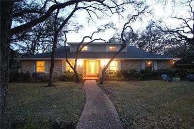Single Family Home Pending - Taking Backups: 3901 Pebble Path