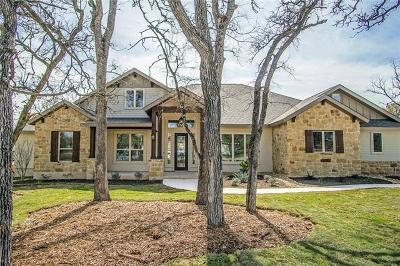 Leander TX Single Family Home For Sale: $624,085