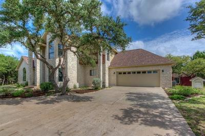 Dripping Springs Single Family Home For Sale: 302 N Canyonwood Dr