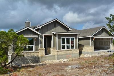 Canyon Lake Single Family Home For Sale: 1375 Parton Rd