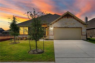 Santa Rita Ranch, Santa Rita Ranch North Single Family Home For Sale: 404 Texon Dr