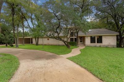 Austin Single Family Home For Sale: 5404 Branding Chase St