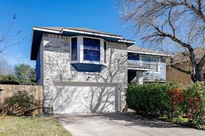Austin TX Single Family Home For Sale: $219,000