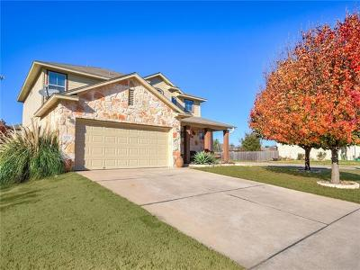Leander Single Family Home For Sale: 1001 Flanagan Dr
