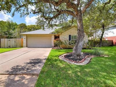Cedar Park Single Family Home For Sale: 108 Sophora Pl