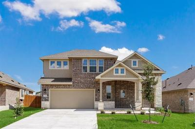Bastrop Single Family Home For Sale: 130 Crooked Trl