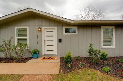 Single Family Home Pending - Taking Backups: 6303 Hickman Ave