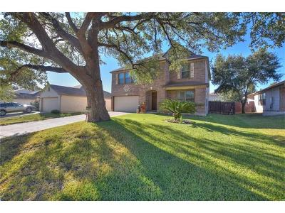 Georgetown Single Family Home For Sale: 4912 Woodstock Dr