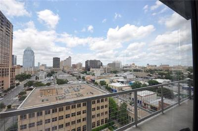 Condo/Townhouse Pending - Taking Backups: 507 Sabine St #901