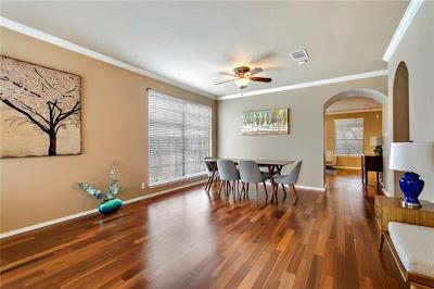 Cedar Park Single Family Home For Sale: 1503 Old Mill Rd