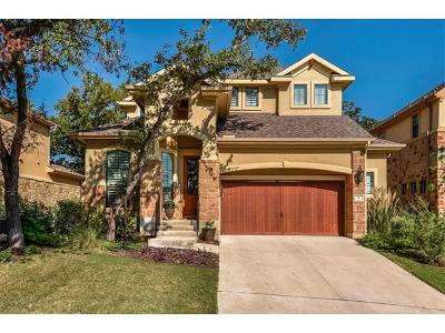 Lakeway Single Family Home Pending - Taking Backups: 4 Prestonwood Cv