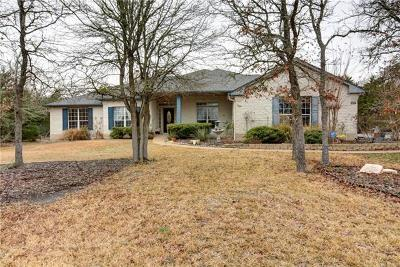Bastrop TX Single Family Home For Sale: $379,900