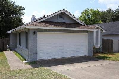 Travis County Single Family Home For Sale: 8911 Palace Pkwy