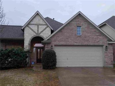 Single Family Home For Sale: 11012 Desert Willow Loop