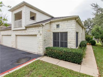 Travis County Condo/Townhouse Pending - Taking Backups: 7500 Shadowridge Run #19