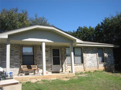 Lago Vista Single Family Home Pending: 6505 Shady Ln