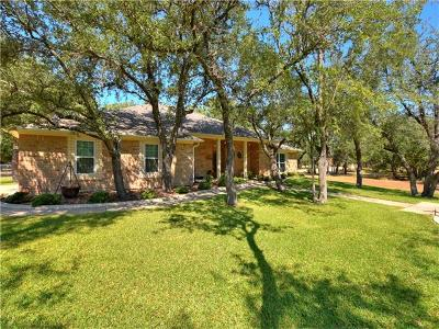 Lampasas Single Family Home Active Contingent: 2302 Deer Trl
