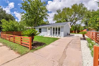 Single Family Home For Sale: 1112 Lily Ter