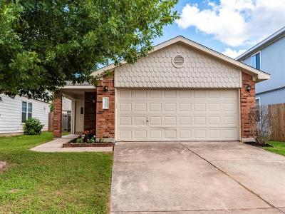Single Family Home For Sale: 2903 Crownover St