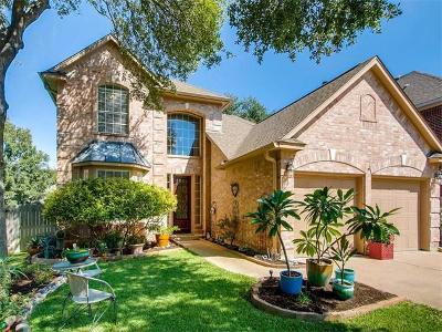 Cedar Park Single Family Home For Sale: 2109 Shannon Meadow Cv