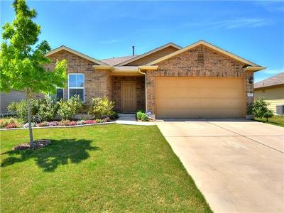 Hutto Single Family Home Pending - Taking Backups: 108 Wilson Ct