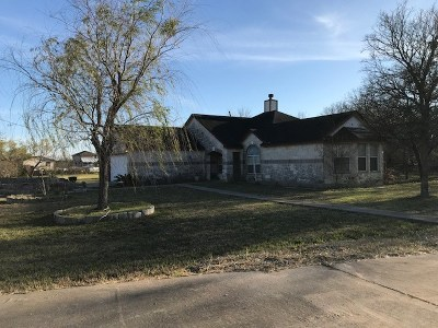 Del Valle Single Family Home Pending - Taking Backups: 128 Headquarters Rd