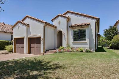Austin Single Family Home Pending - Taking Backups: 11716 Red Oak Valley Ln