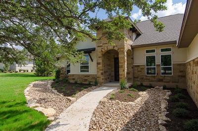 Single Family Home For Sale: 304 Aldea Cv