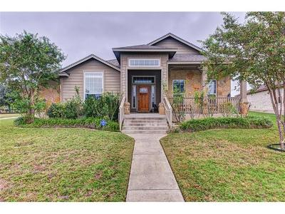 Pflugerville Single Family Home For Sale: 800 Walnut Canyon Blvd