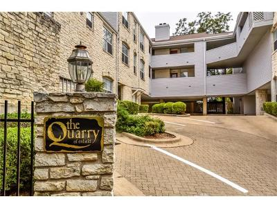 Austin Condo/Townhouse For Sale: 2520 Quarry Rd #202