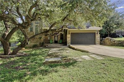 Travis County Single Family Home Pending - Taking Backups: 2603 De Soto Drive