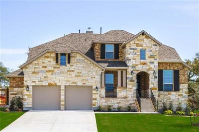 Spicewood Single Family Home For Sale: 5621 Cypress Ranch Boulevard