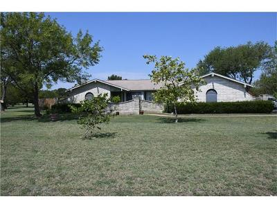 Single Family Home For Sale: 302 Arroyo Vista Dr
