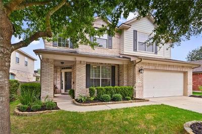 Hays County, Travis County, Williamson County Single Family Home Pending - Taking Backups: 2205 Voyageurs Ln