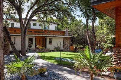 Single Family Home For Sale: 2805 Geronimo Trl