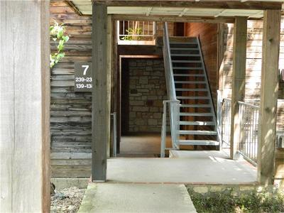 Travis County Condo/Townhouse For Sale: 8200 Neely Dr #139